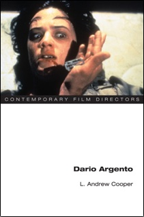 Book review: Dario Argento by L. Andrew Cooper