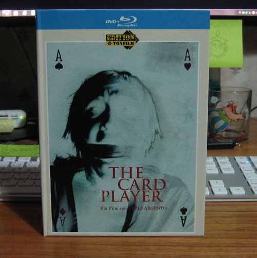 The Card Player BD
