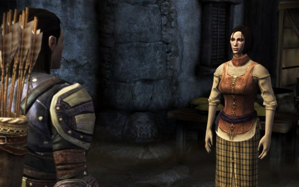 DRAGON AGE: Is it just me or do these people seem kinda DEAD?