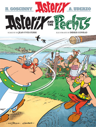 It's Asterix, Jim, but not as we know it