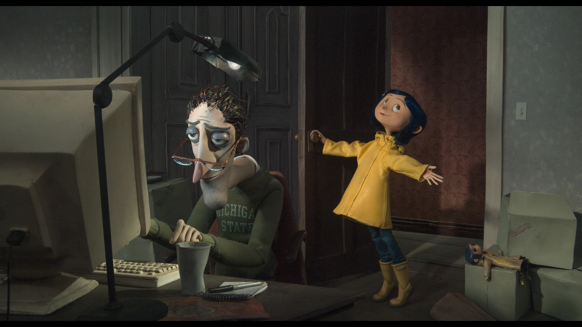 Bd Impressions Coraline Land Of Whimsy