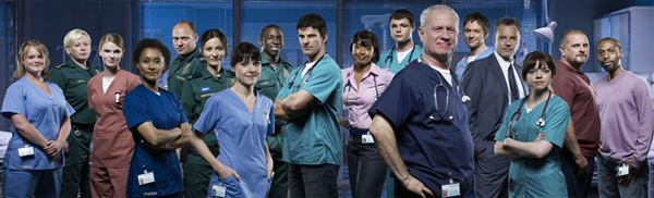 Casualty Series 23 cast