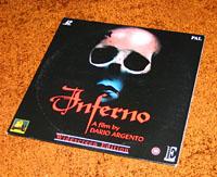 Inferno LaserDisc