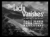 The Lady Vanishes (new)