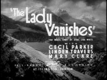 The Lady Vanishes (old)