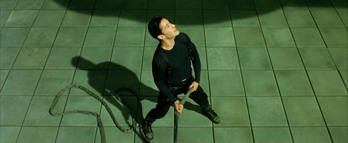 The Matrix: the re-graded 2004 version