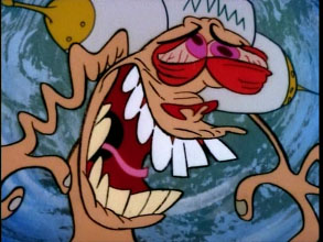 Stimpy's Invention