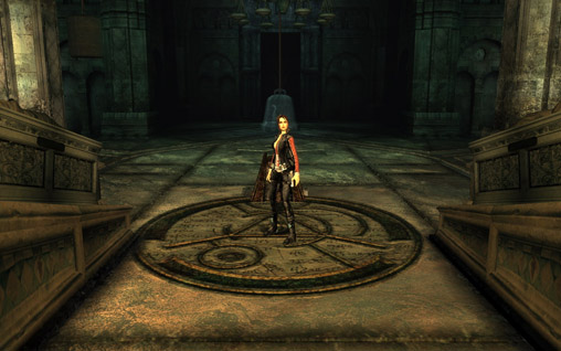 Lara Croft: Tomb Raider: Legend